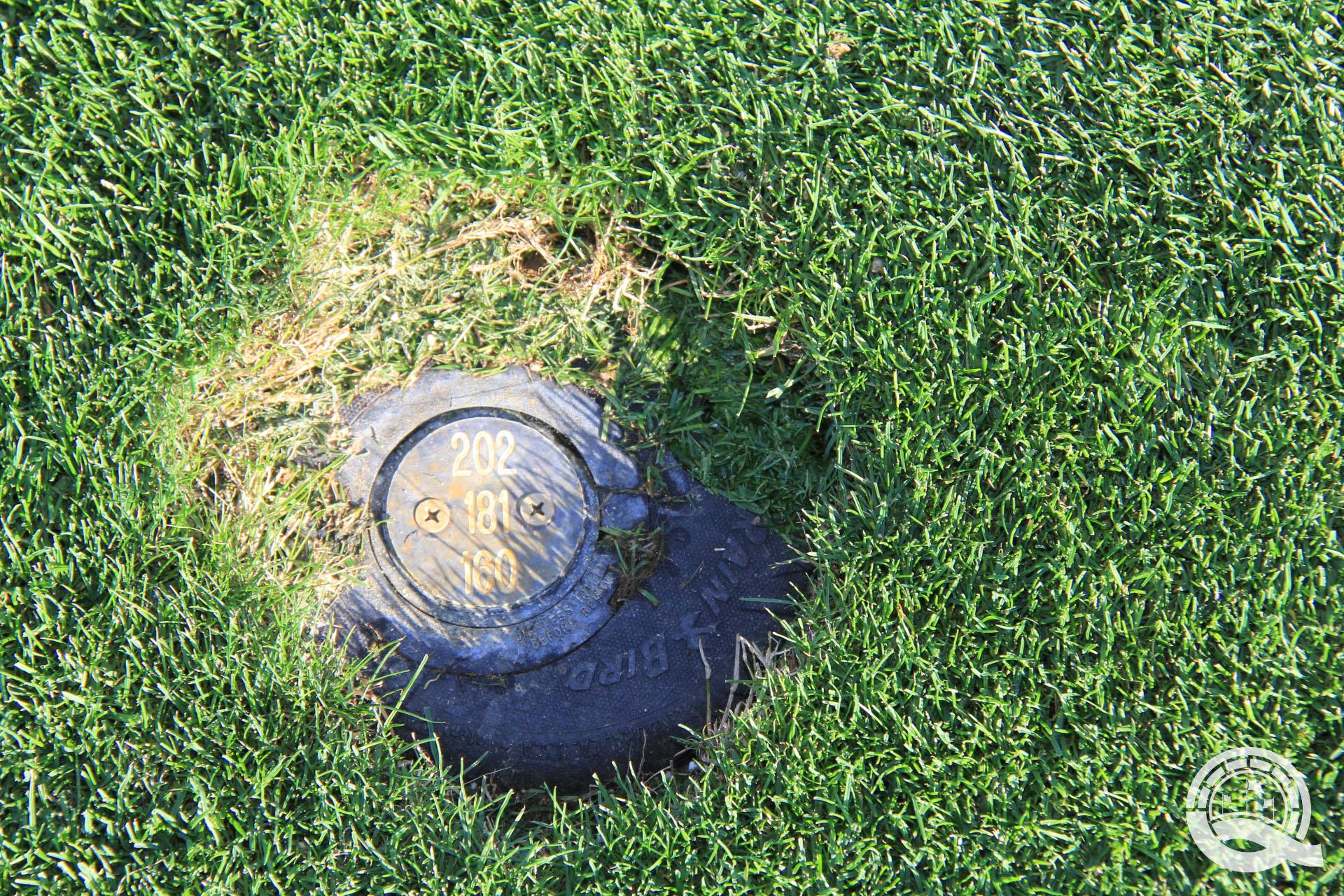 Rams Hill Golf Club - Yardage