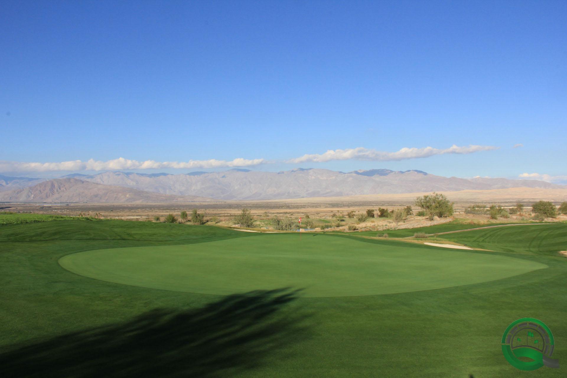 Rams Hill Golf Club - Green