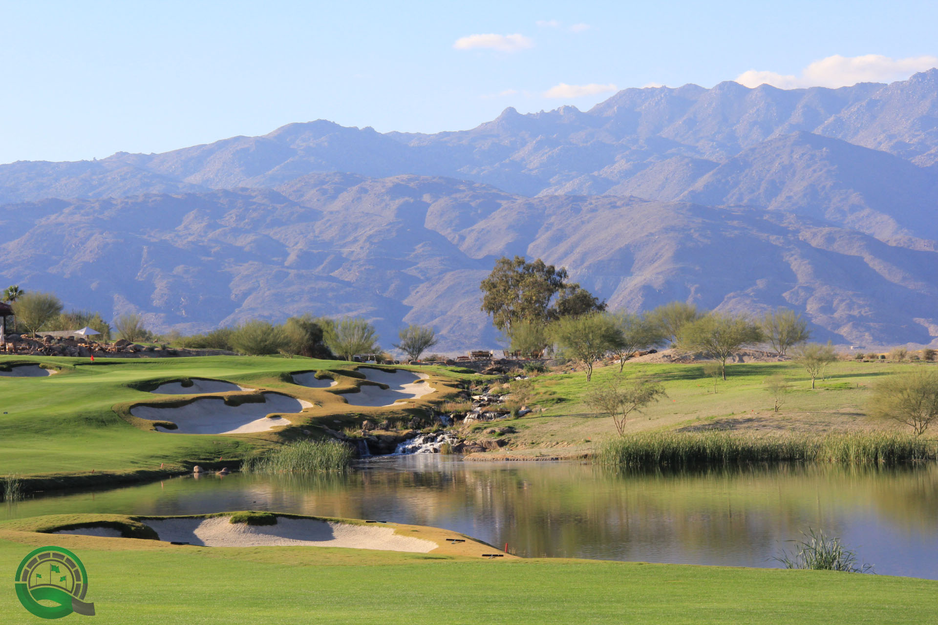 Rams Hill Golf Club - Lake