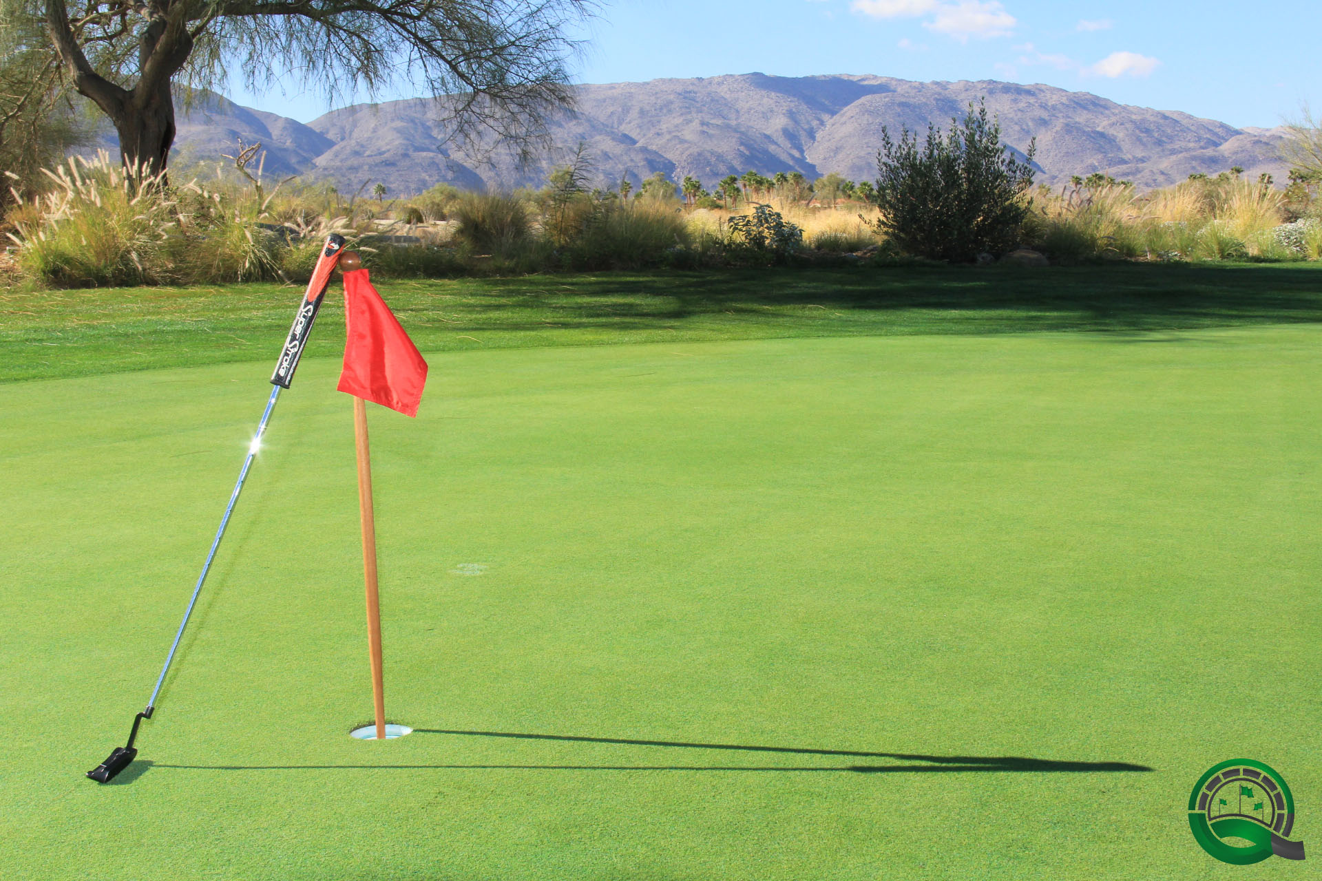 Rams Hill Putting Green
