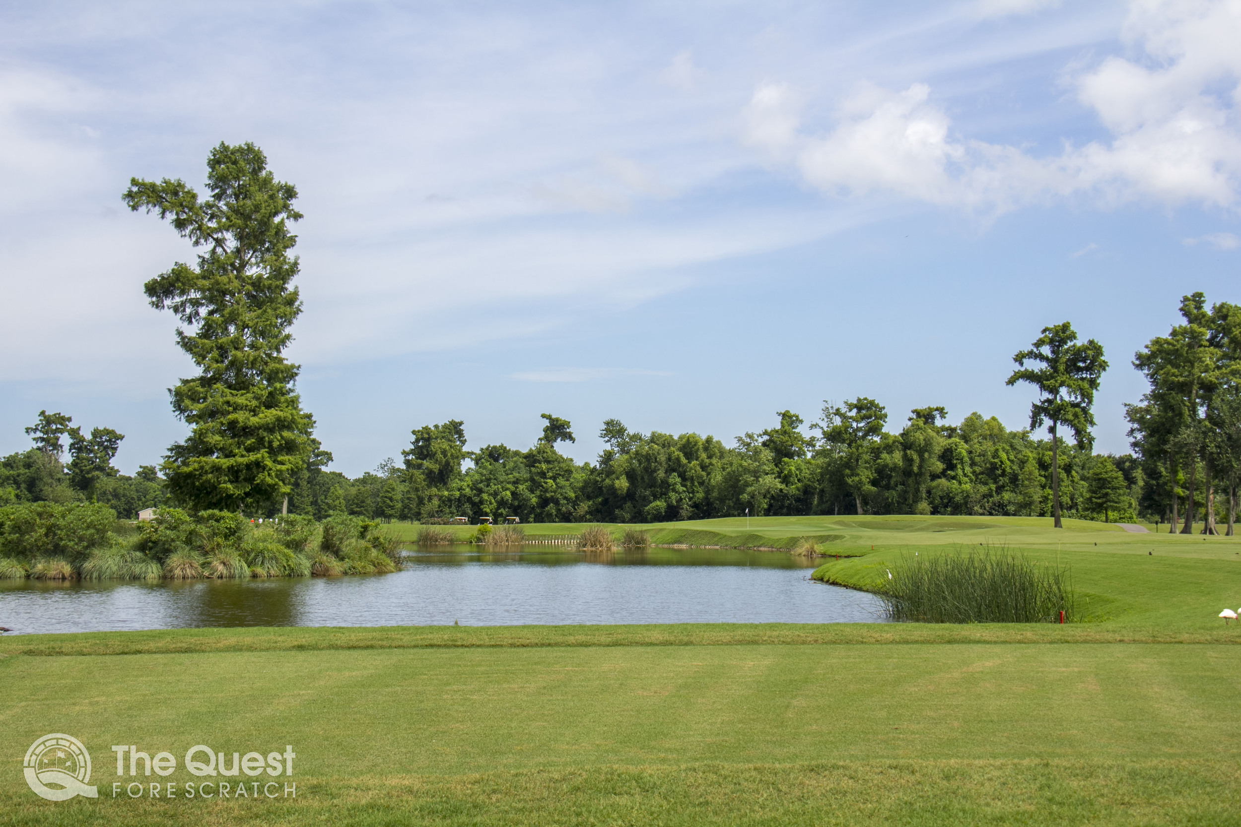 TPC Louisiana Hole 17