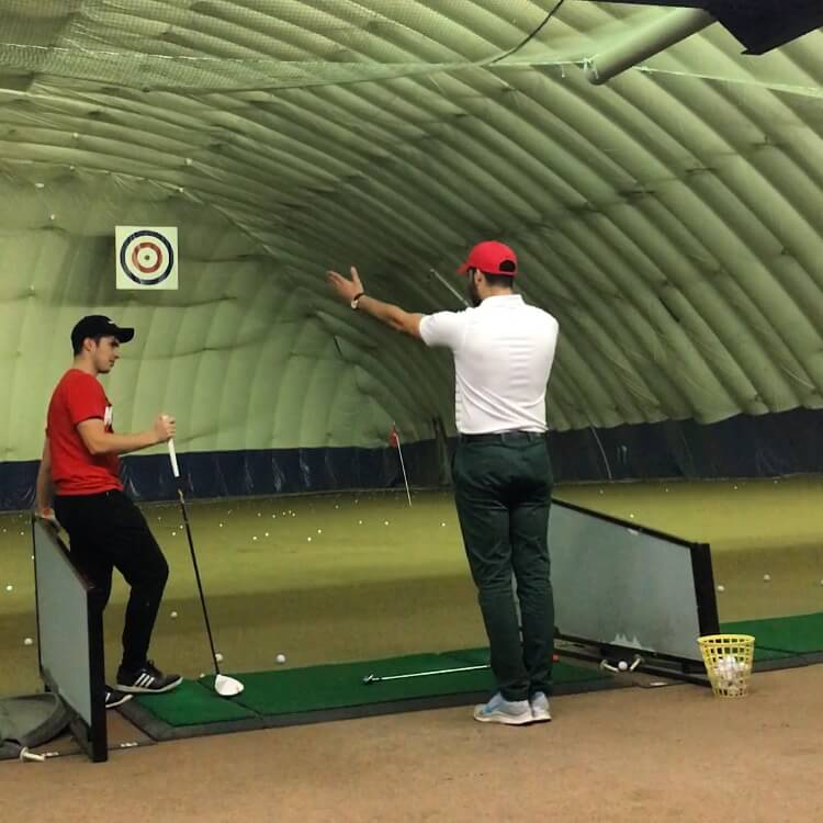 Golf Teaching