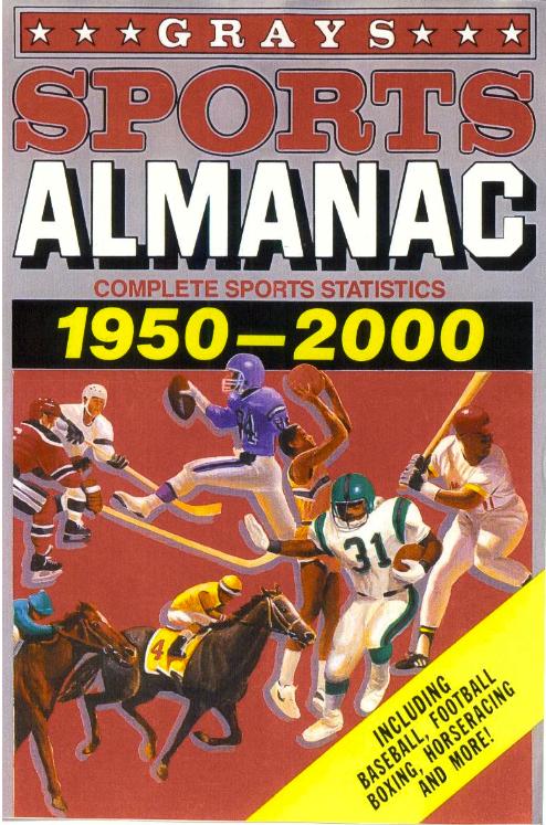 Grays Sport Almanac