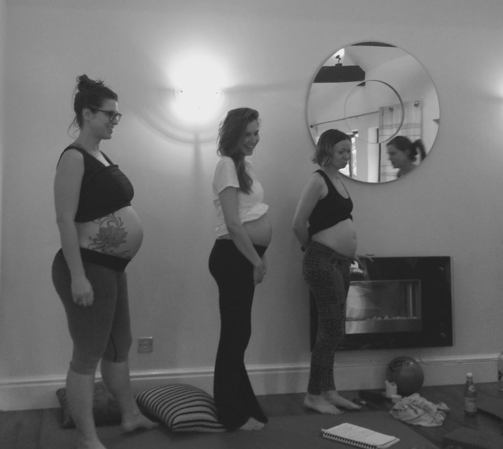 Bump babes