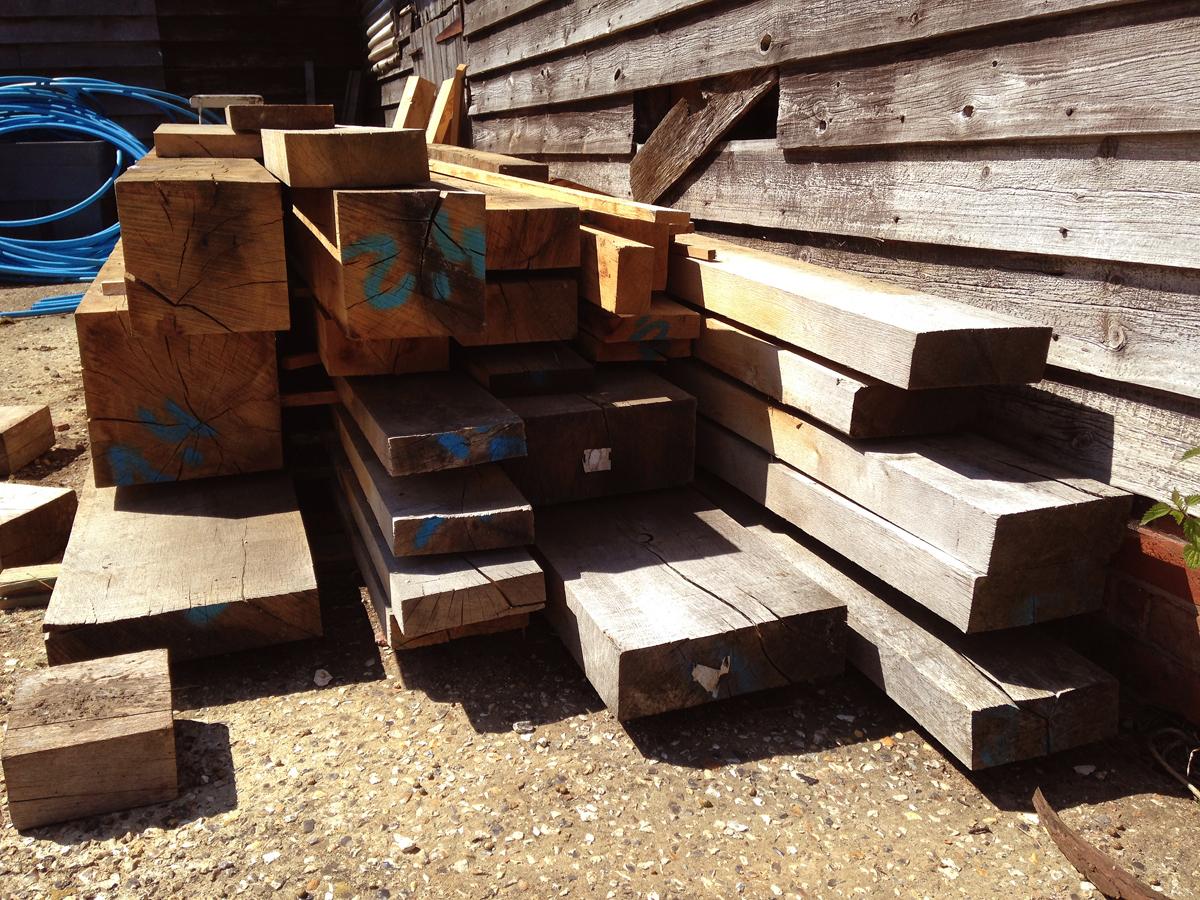 Oak stocks