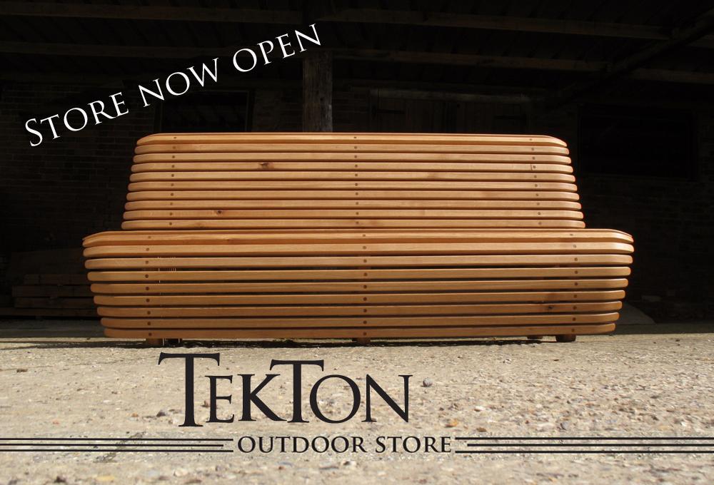 Bespoke handmade outdoor furniture shop