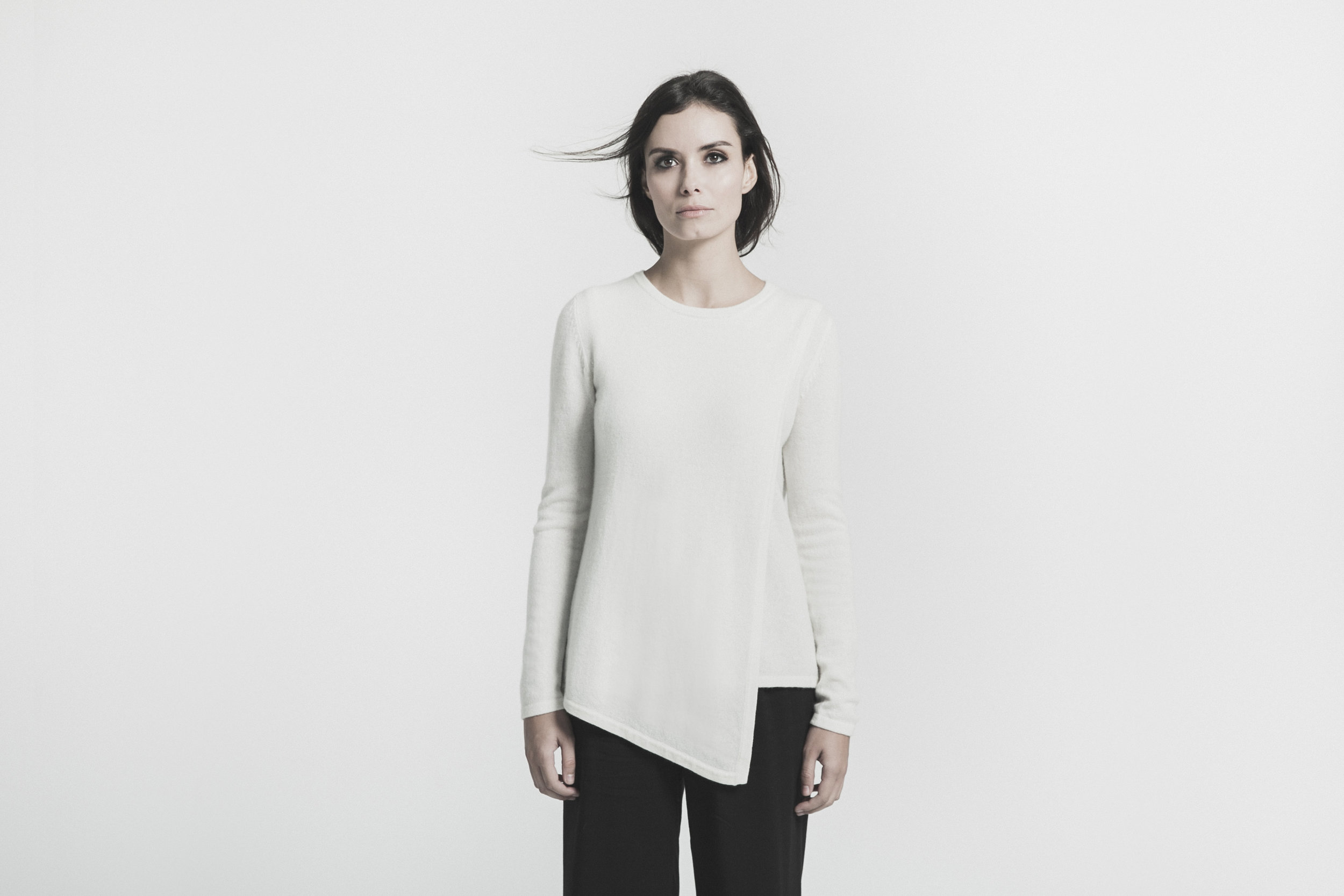 Art direction for Nuan Cashmere