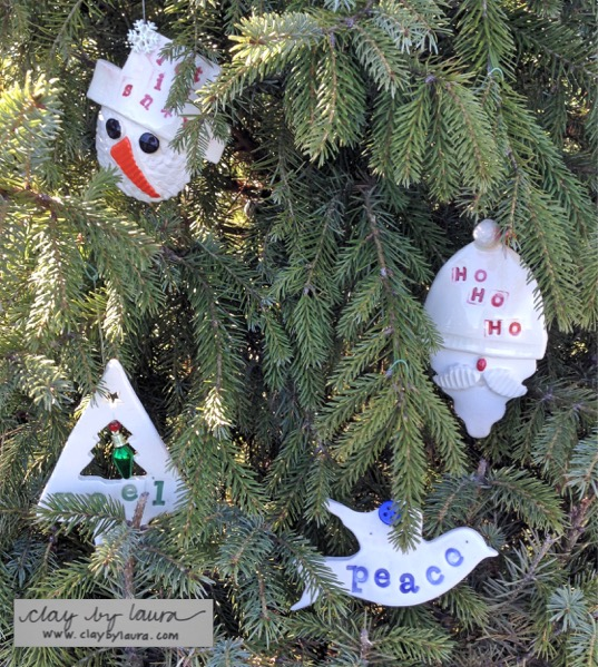 Click on the photo to link to my Ornament purchase page.