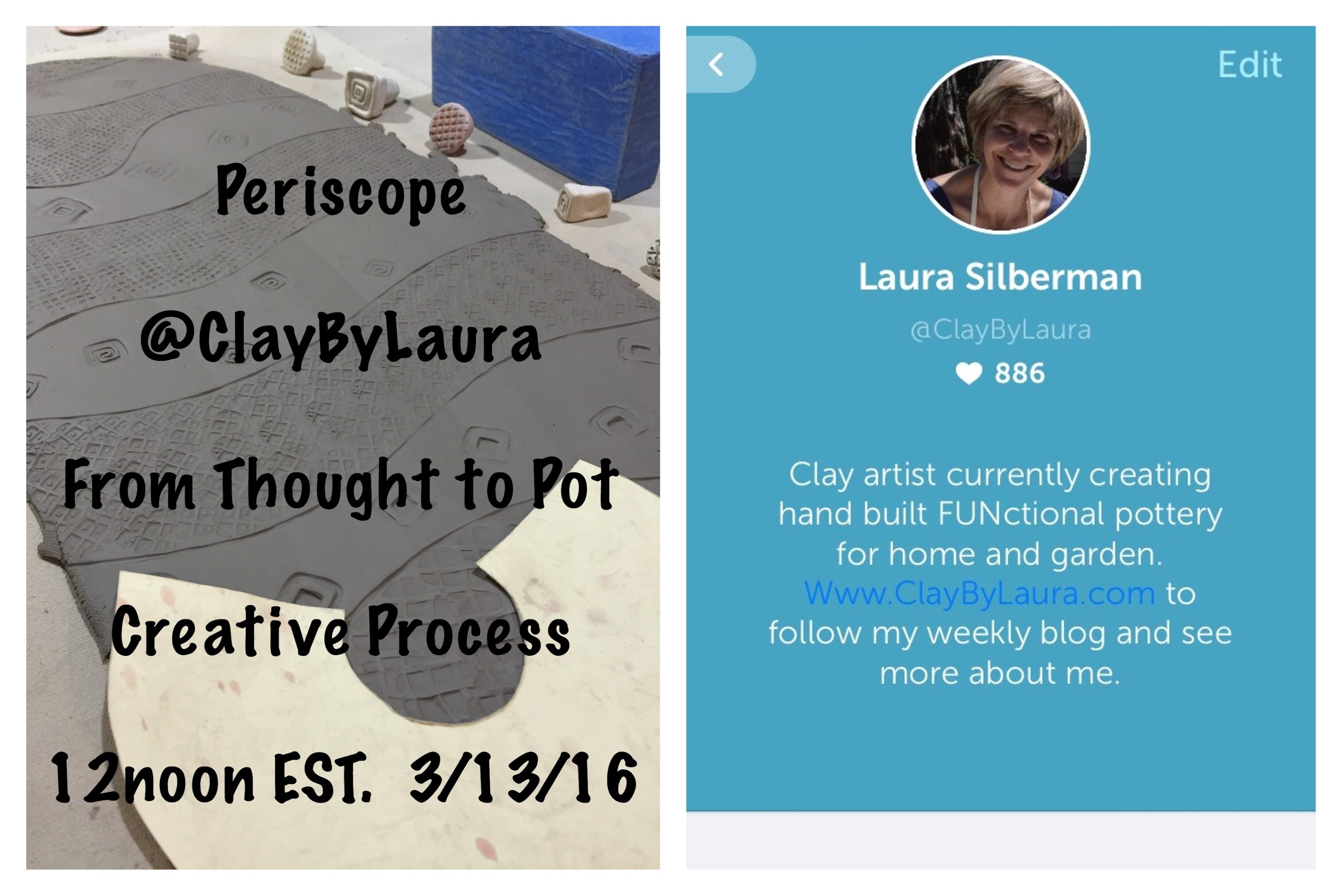 I've broadcast several times on Periscope. It's one more way to connect with an audience of peers and potential customers. Each Periscope experience has taught me how to improve my skills for the next time. It's been fun, rewarding and has become another tool to help grow my business. You can watch my broadcasts by downloading the  Periscope App  to your mobile or tablet device through ITunes.