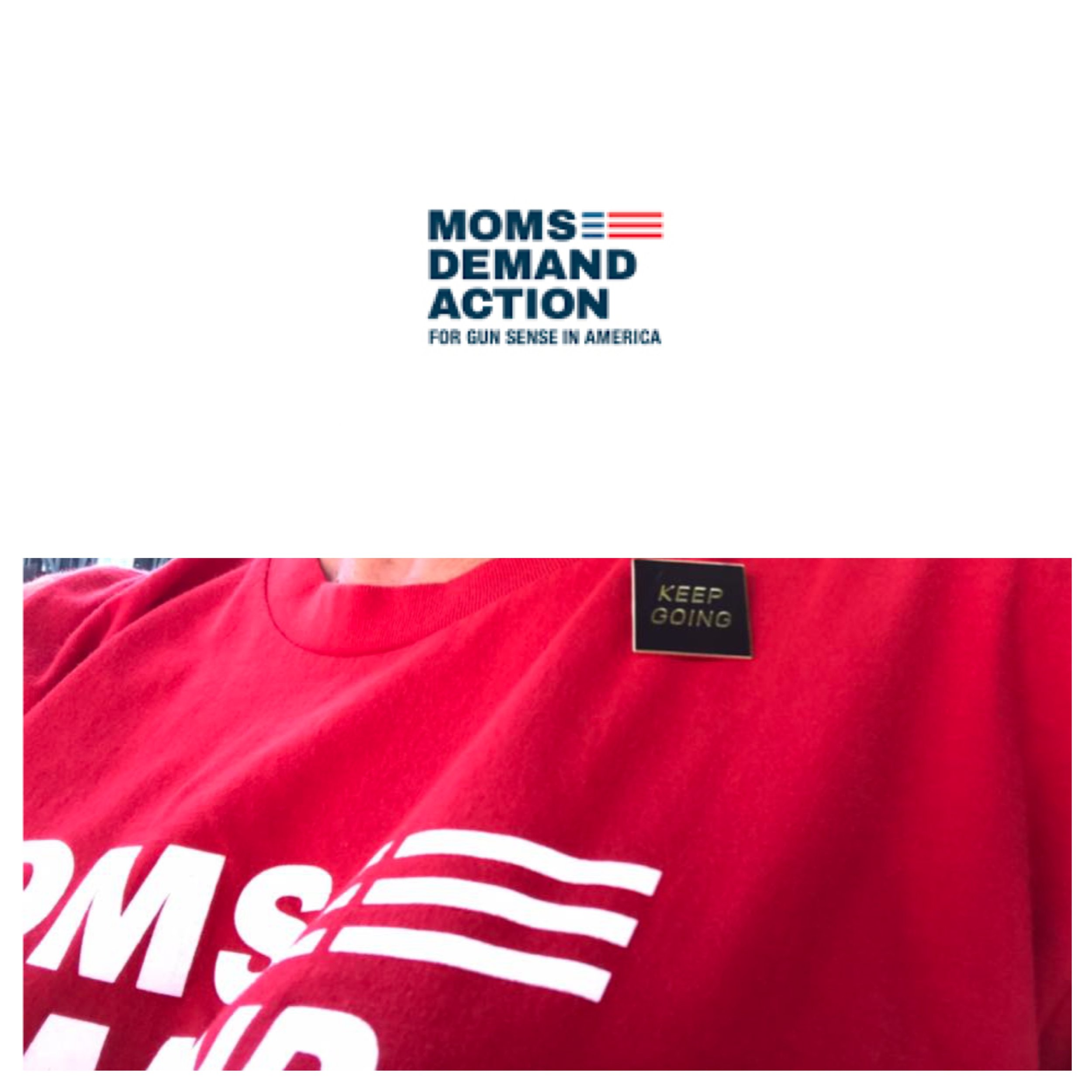 Click on this photo to learn more about Moms Demand Action.