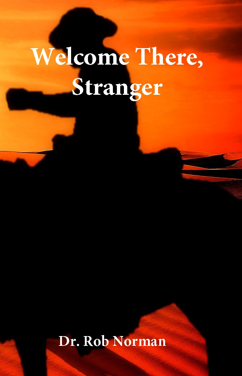 Front Cover - Welcome There, Stranger.jpg