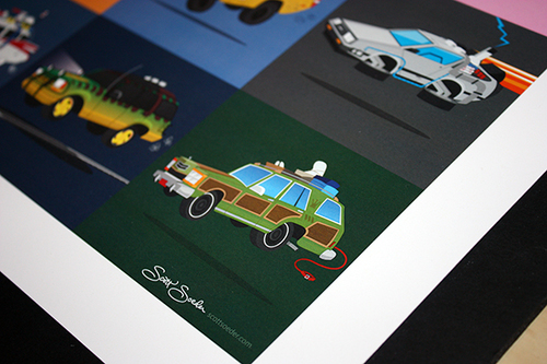 A small quantity of the posters are available in the shop.