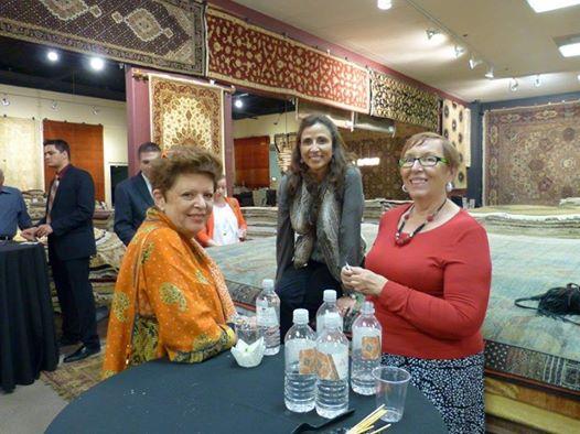 Alyshaan Fine Rugs Event 2014