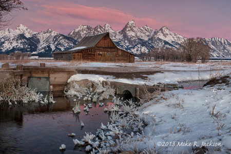 Photo by Mike Jackson Best of the Tetons