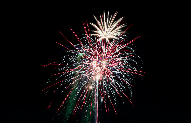 Hyrum Fireworks !