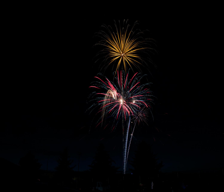 Hyrum Fireworks 2