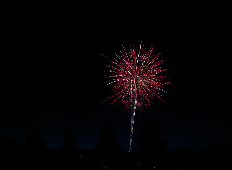 Hyrum Fireworks 3
