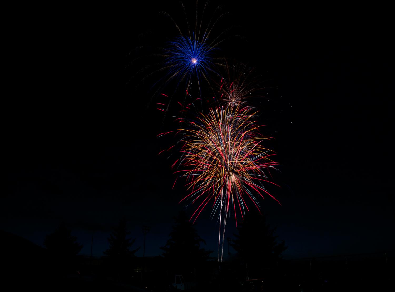 Hyrum Fireworks 4