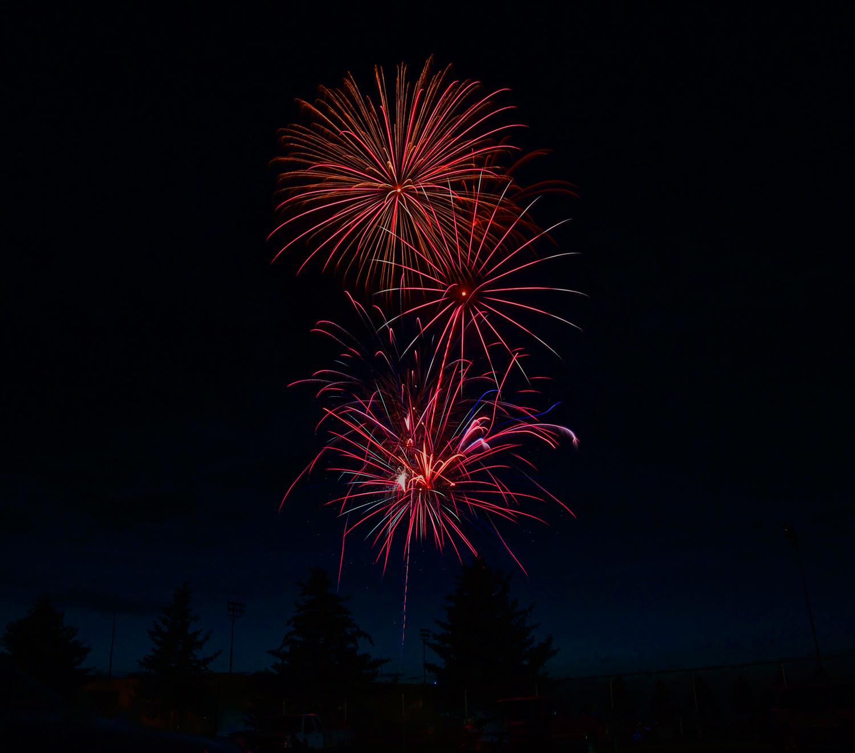 Hyrum Fireworks 5