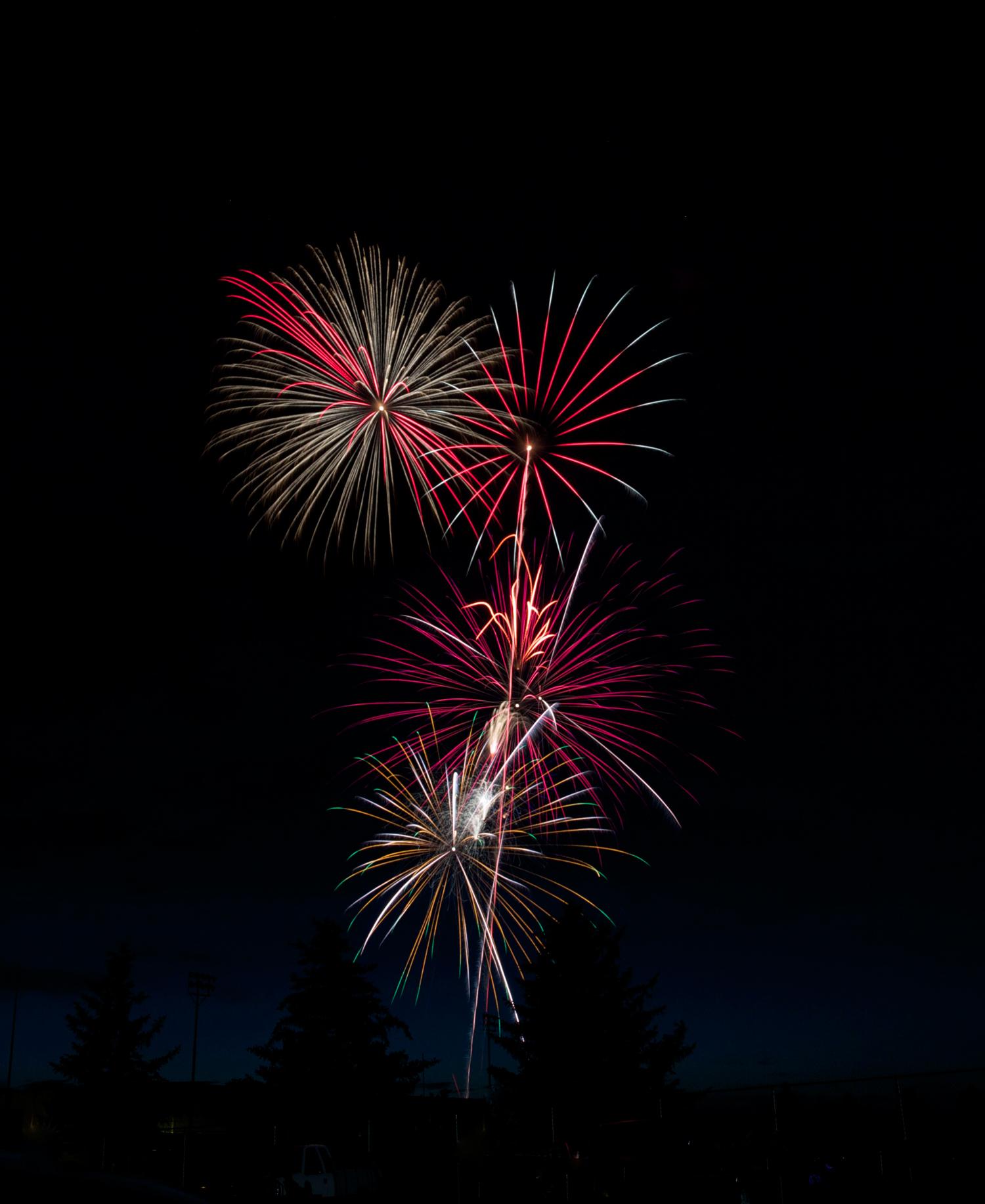 Hyrum Fireworks 6