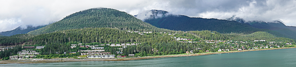 The largest employer in Juneau is the government. The next largest is the fishing and touristindustries.