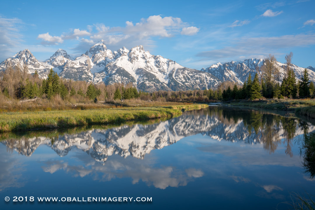 You can never go wrong with a picture Schwabacher's Landing.