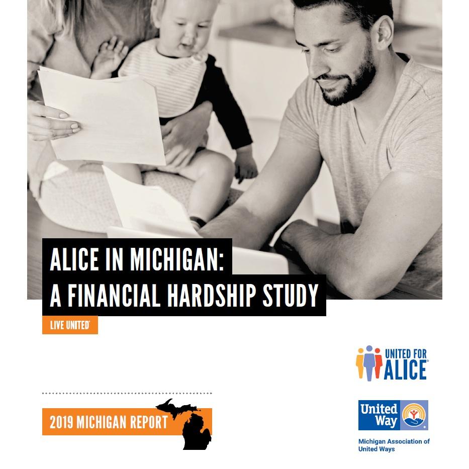 2019 ALICE REPORT -