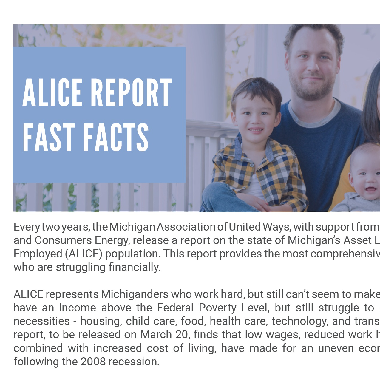 REPORT FAST FACTS -