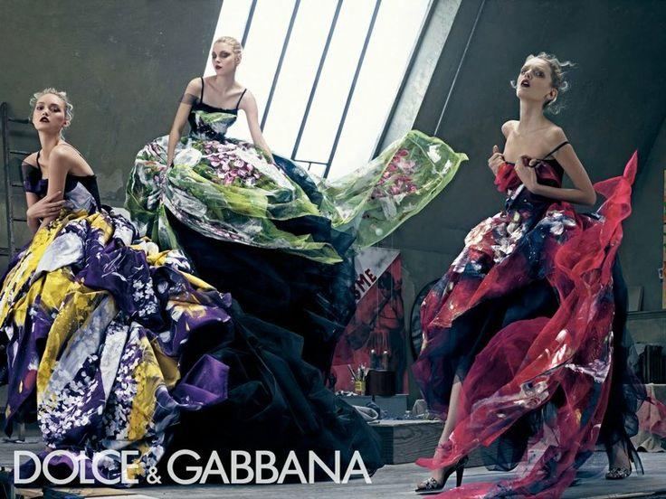 Dolce & Gabbana S/S 2008 ad
