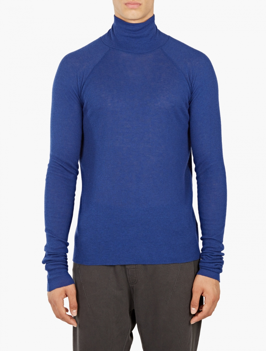Haider Ackermann Turtleneck T-shirt OKI-NI