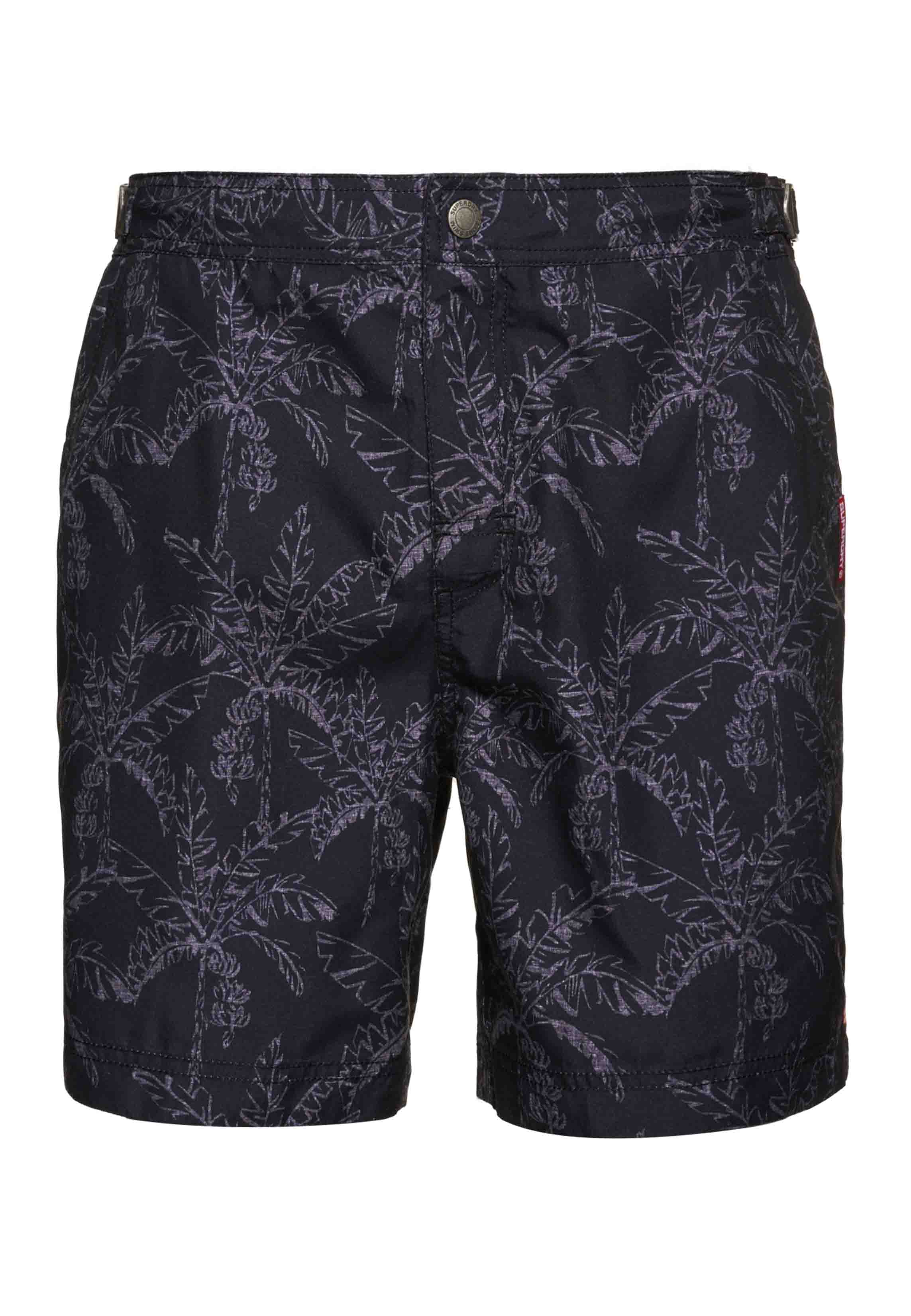 Superdry International Swim Shorts - Banana Tree - £29.99.jpg