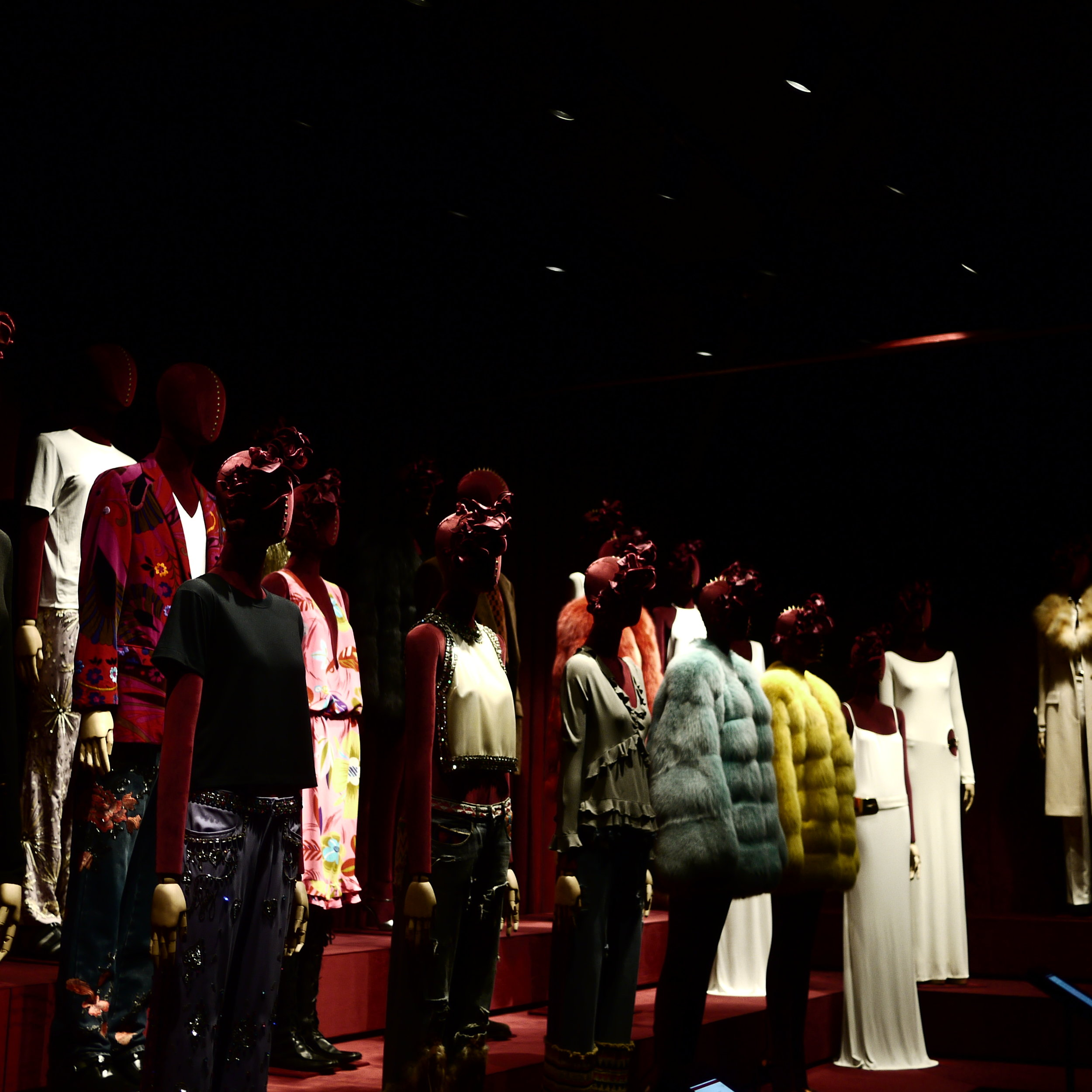 Tom Ford Room - Gucci Musem.JPG