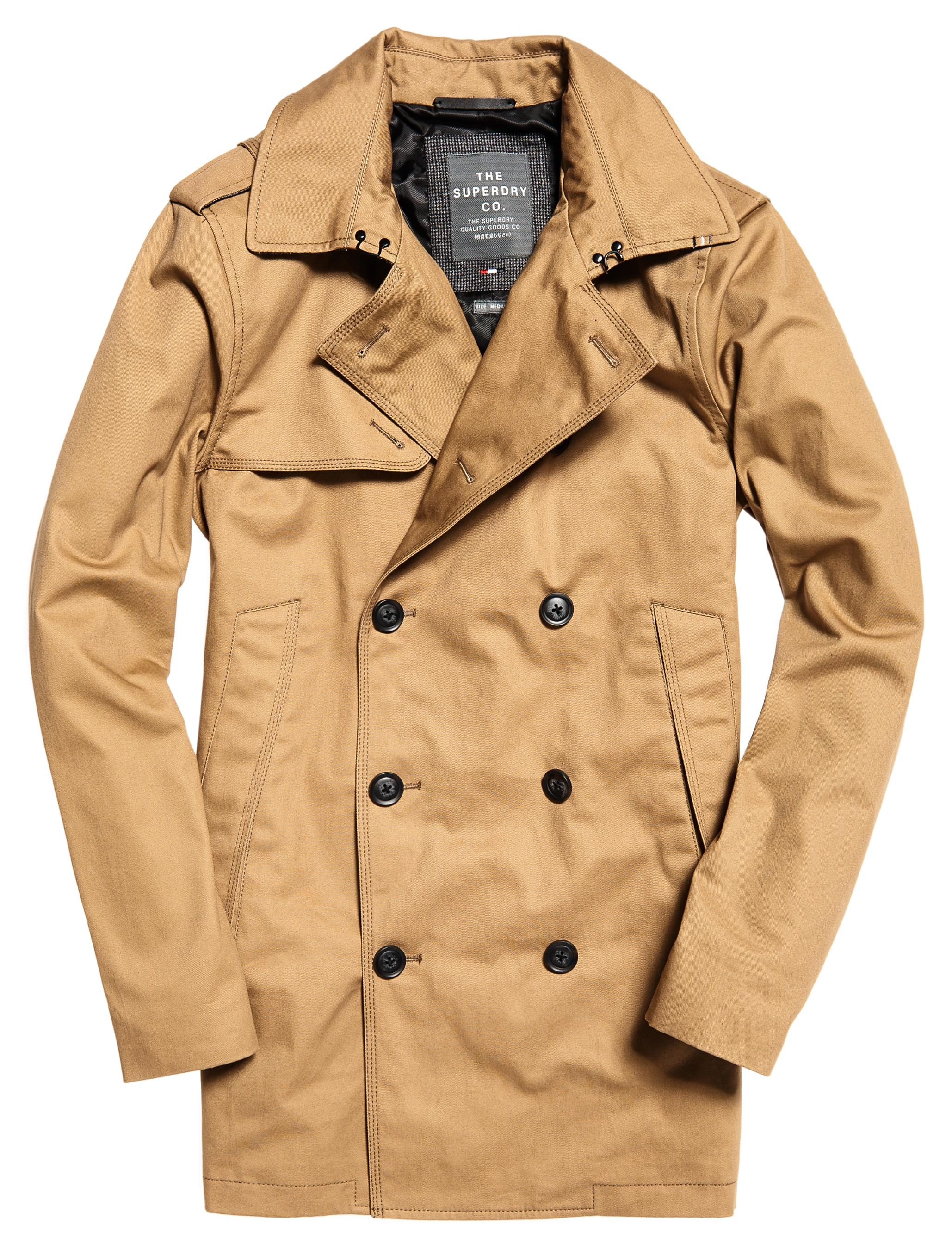 Superdry Remastered Rogue Trench Coat £124.99 www.superdry.com.jpg