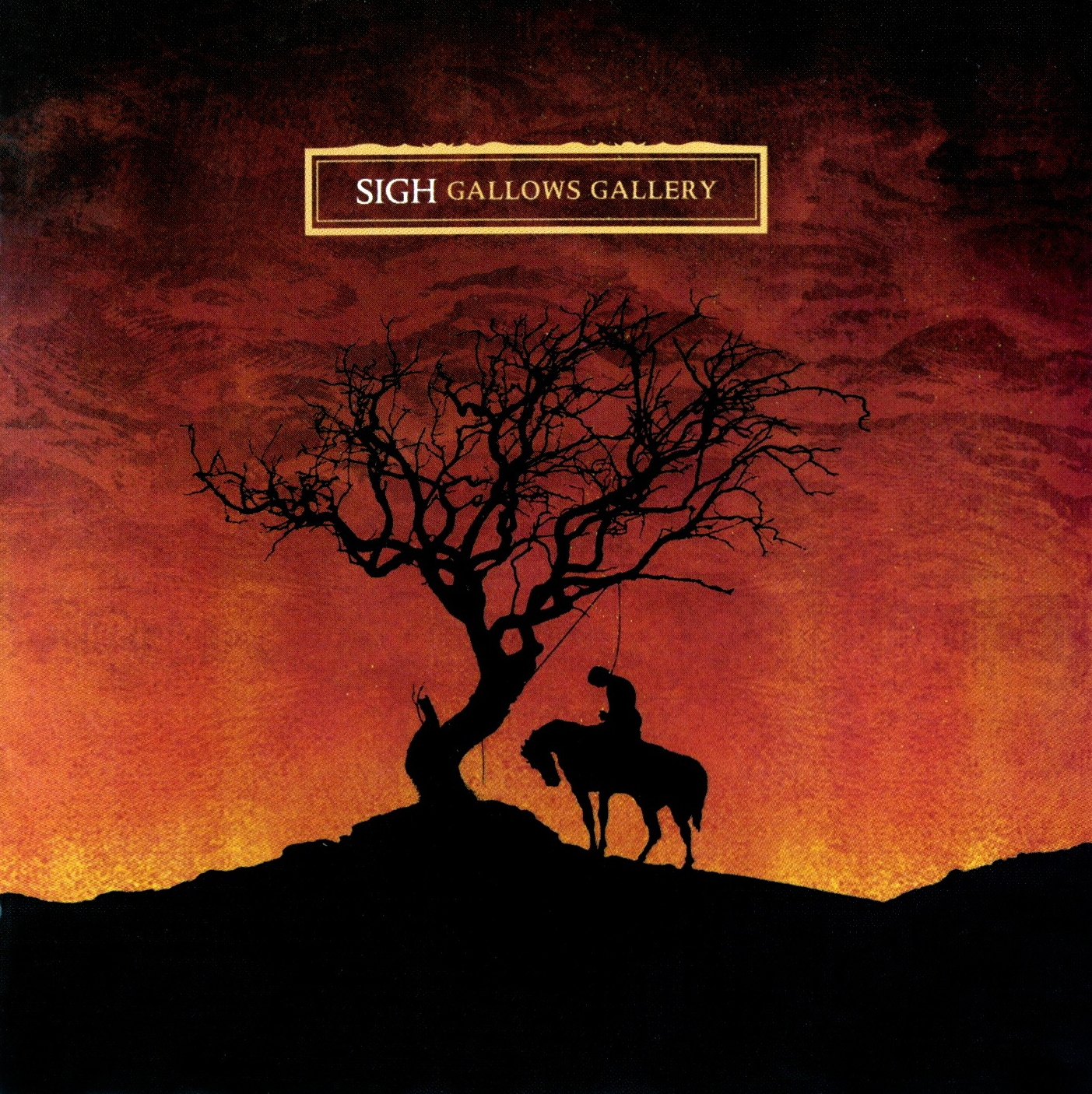 Sigh - Gallows Gallery (2005)