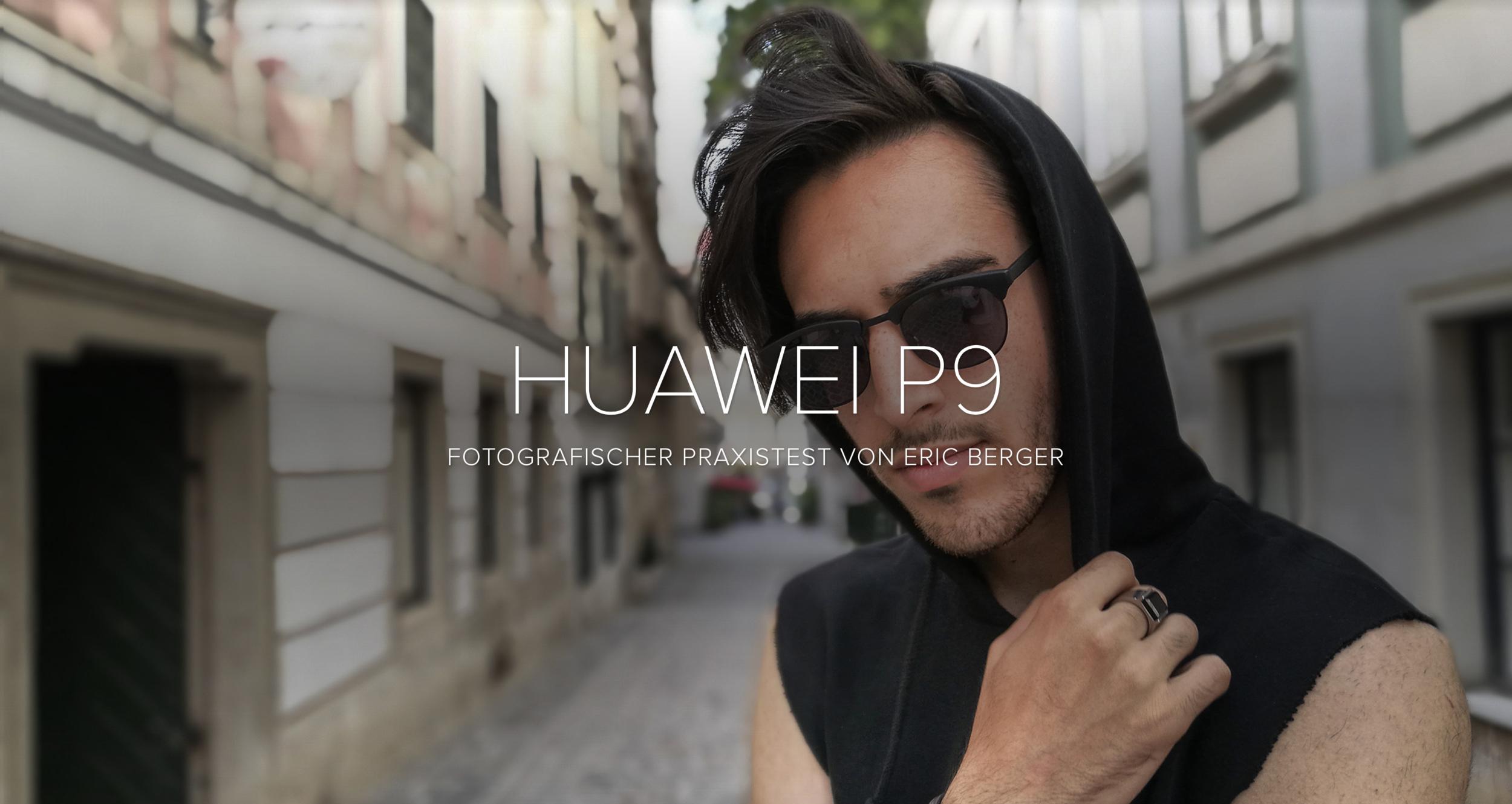 HUAWEI P9 - Fototest