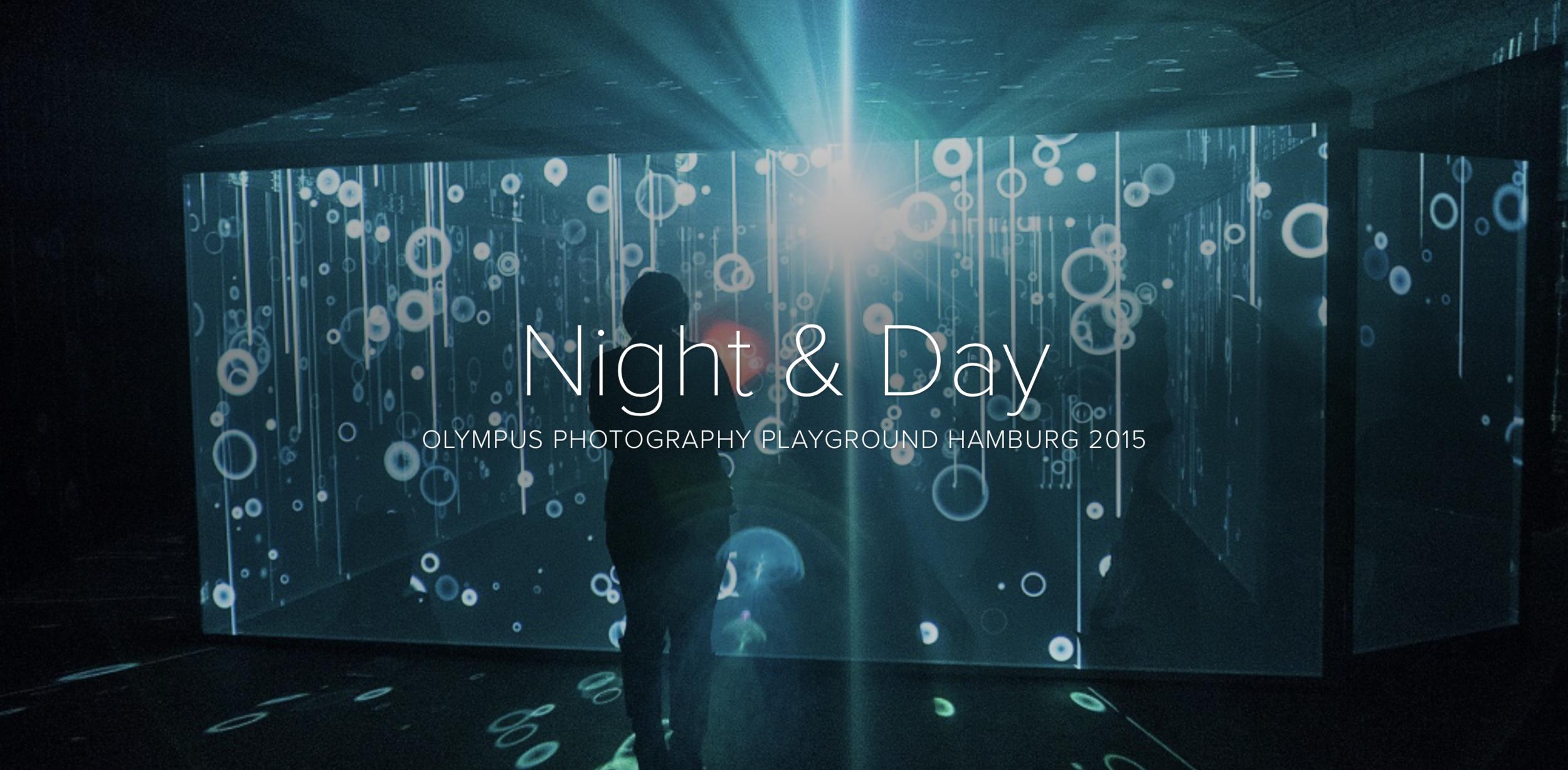NIGHT & DAY - Photography Playground