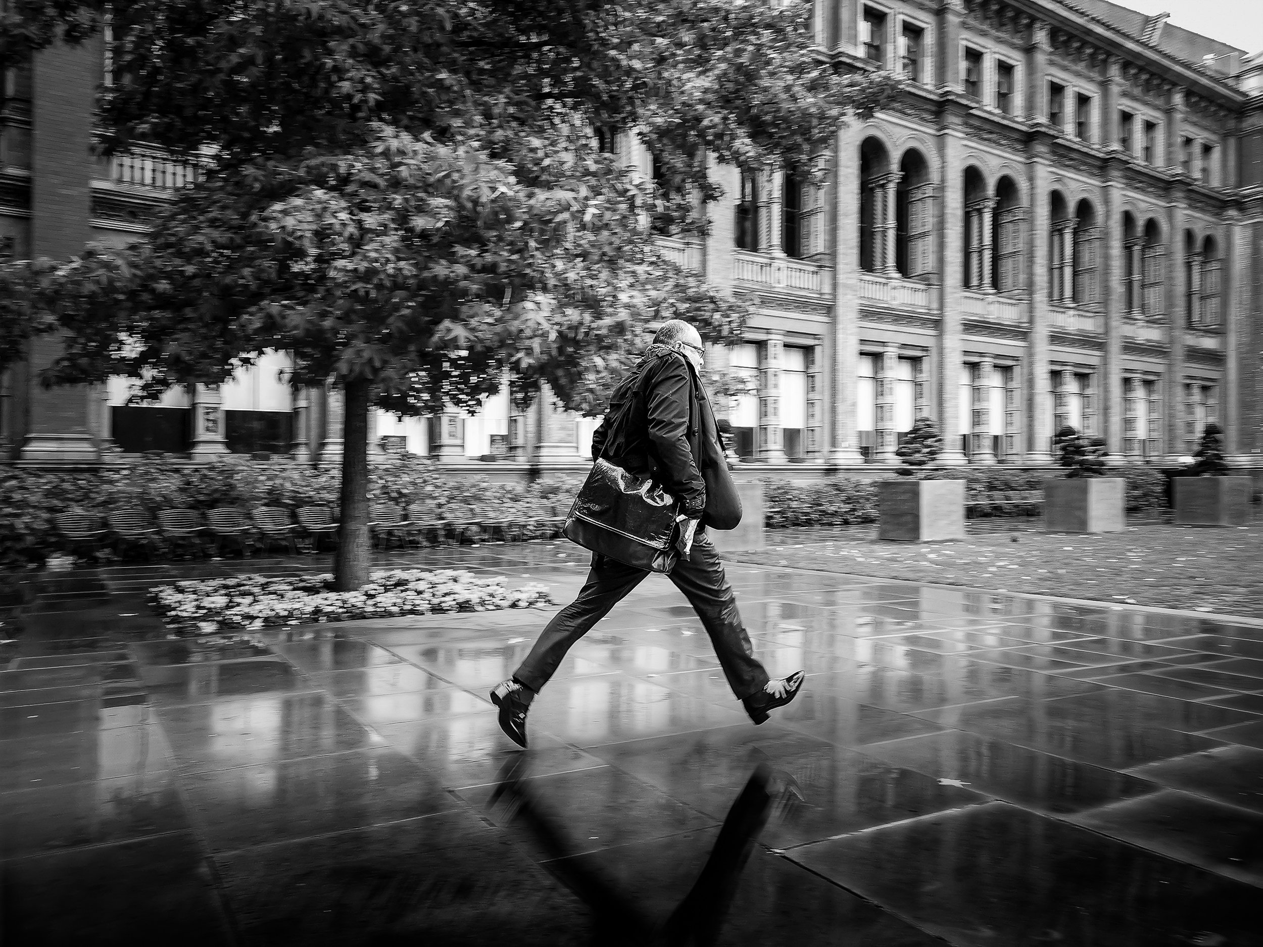 HUAWEI Mate20 Pro - Rainy London