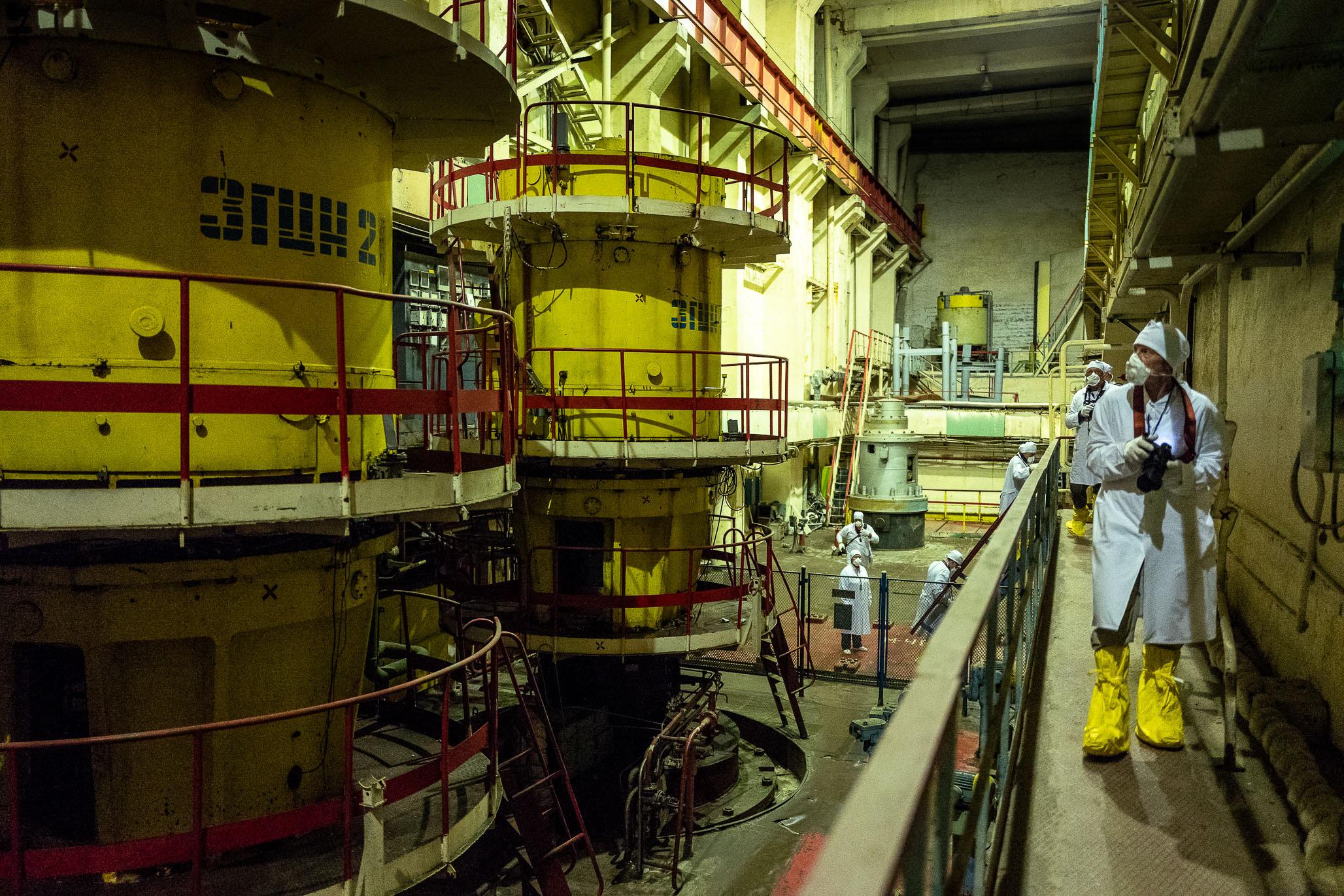 LIK Fotoexpedition Tschernobyl 2018