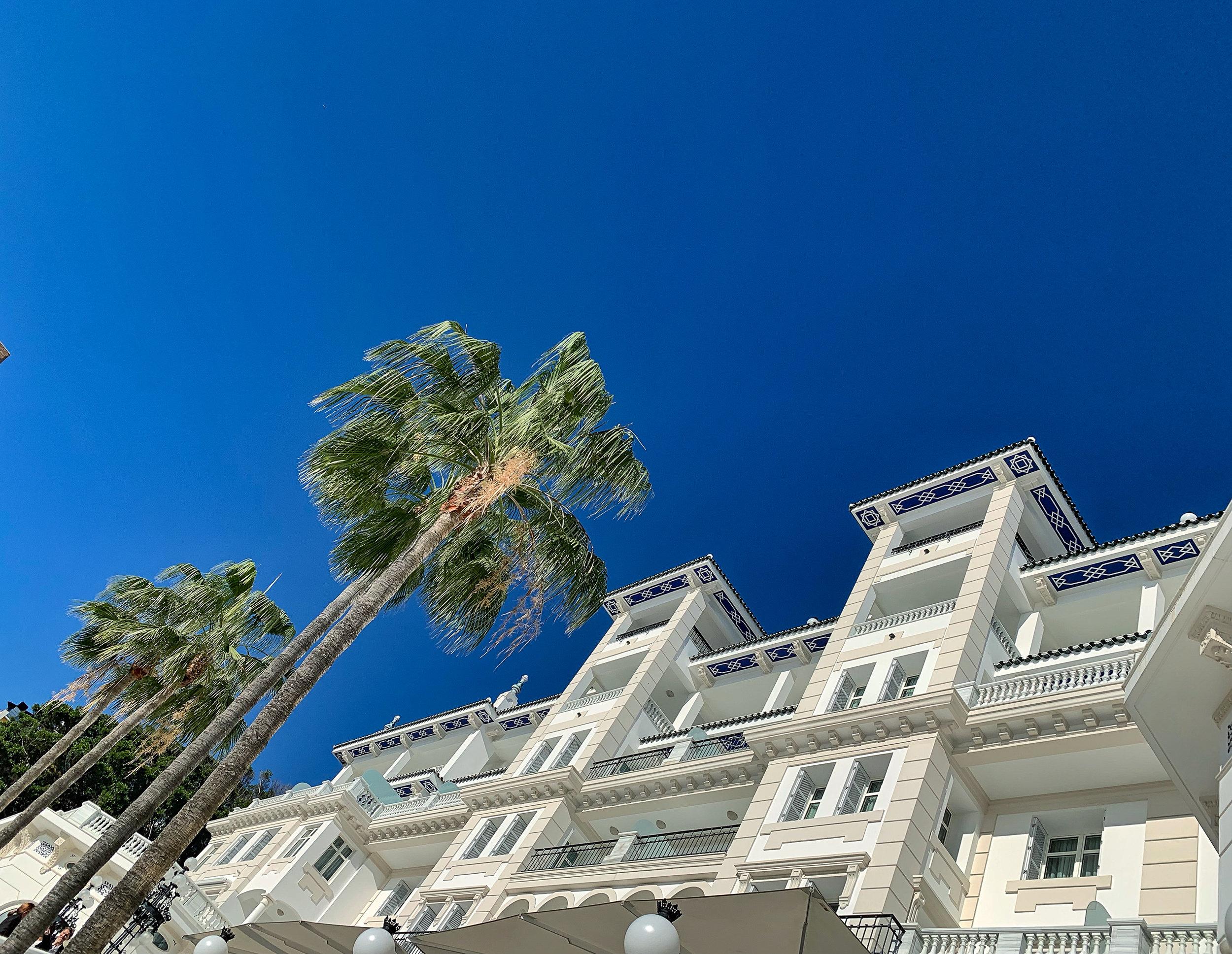 Malaga - Grand Hotel Miramar