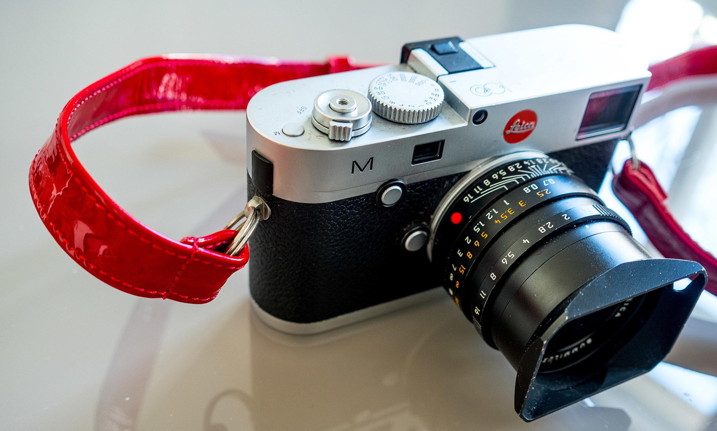 Meine Leica M 240 mit dem Summilux 35, 1:1,2