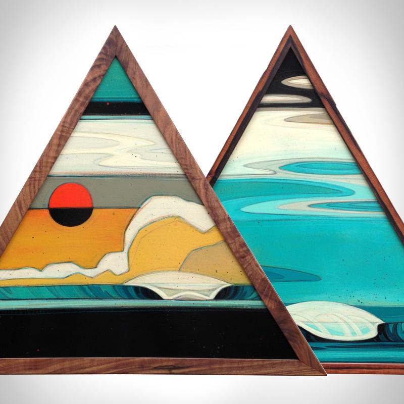 Erik Abel: Triangles