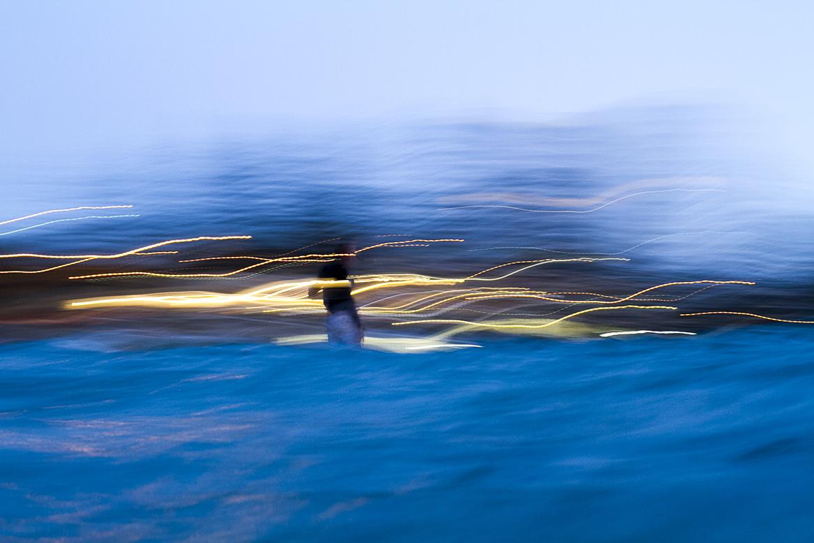 Night Surfing Coolangata by Fran Miller.jpg