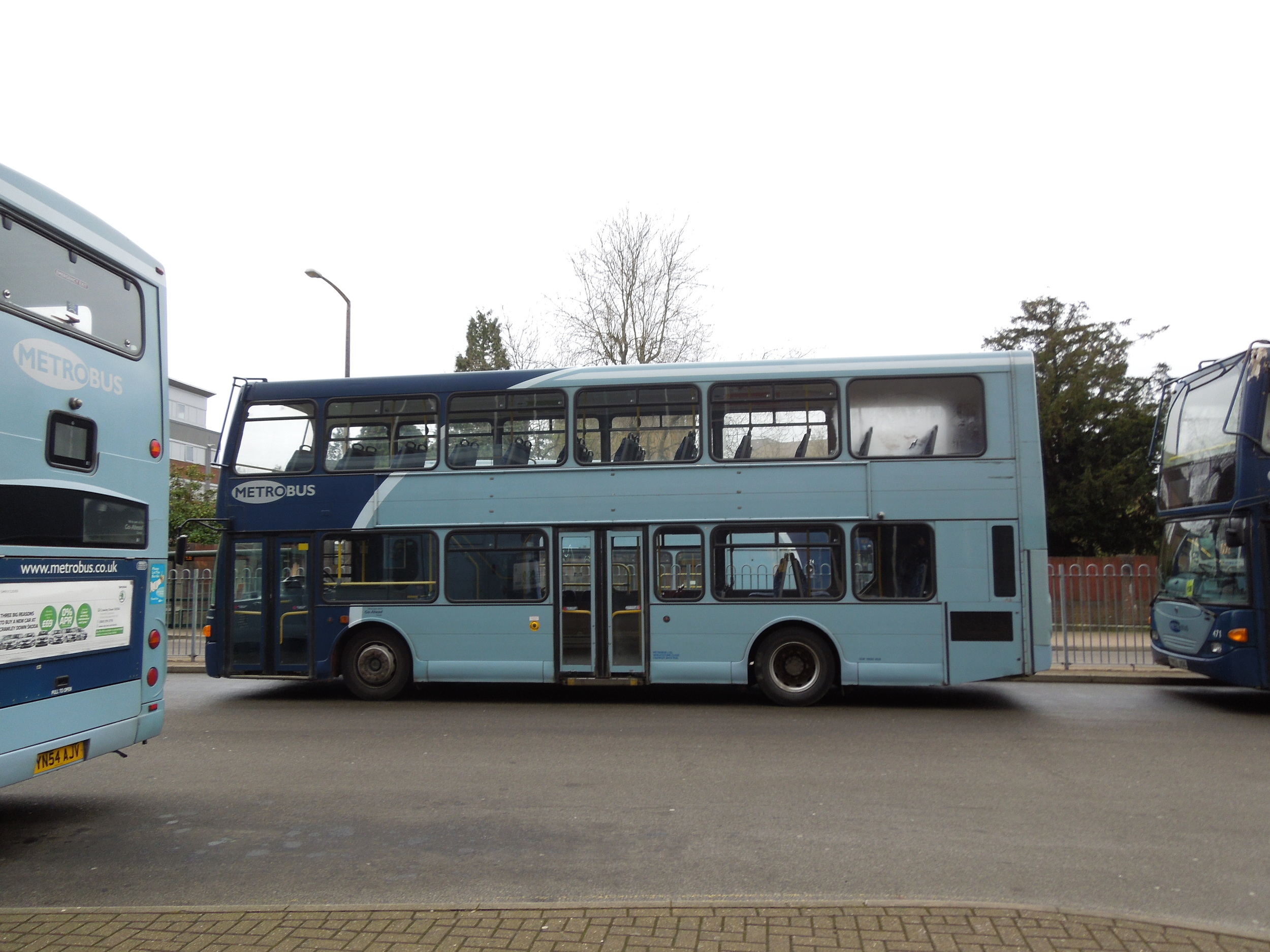 Gratuitous double-decker bus image