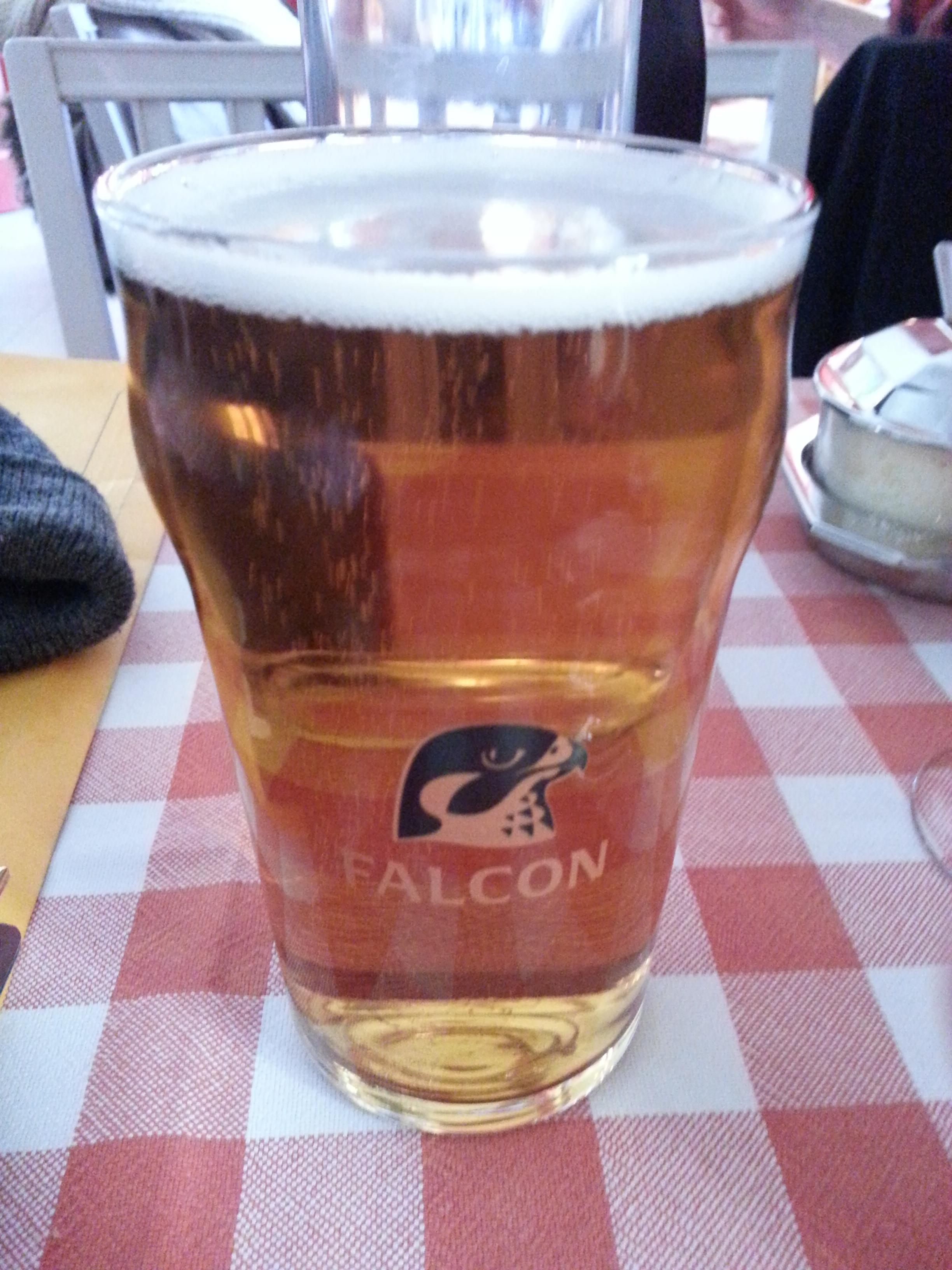 Falcon, my favorite Swedish beer