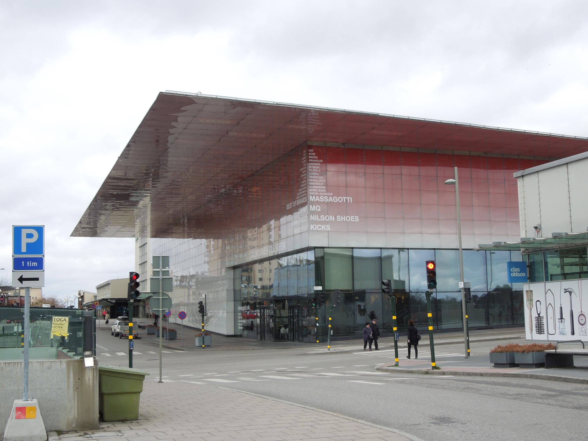 K:fem Department Store, by Wingårdhs