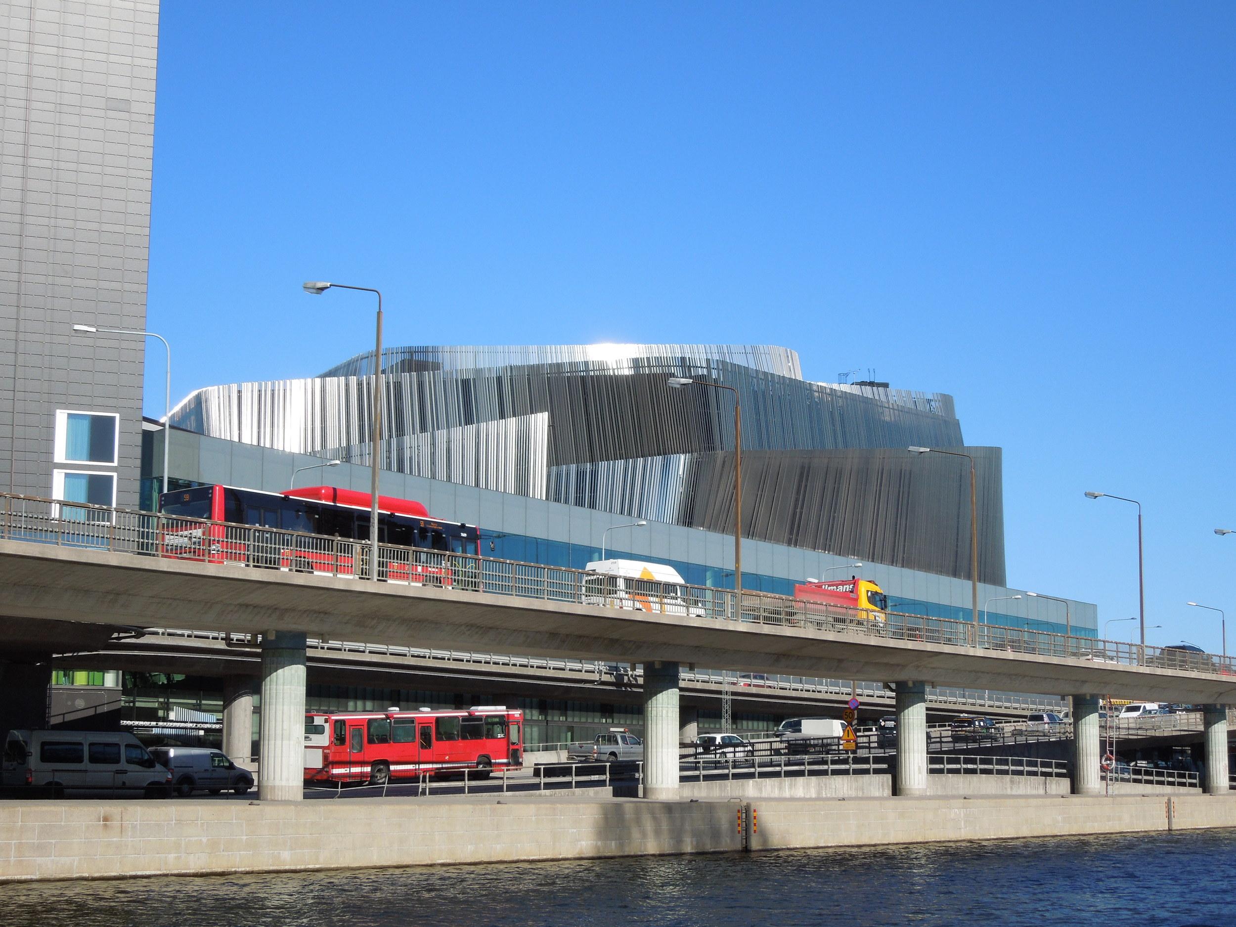 Stockholm Waterfront, by White Arkitekter