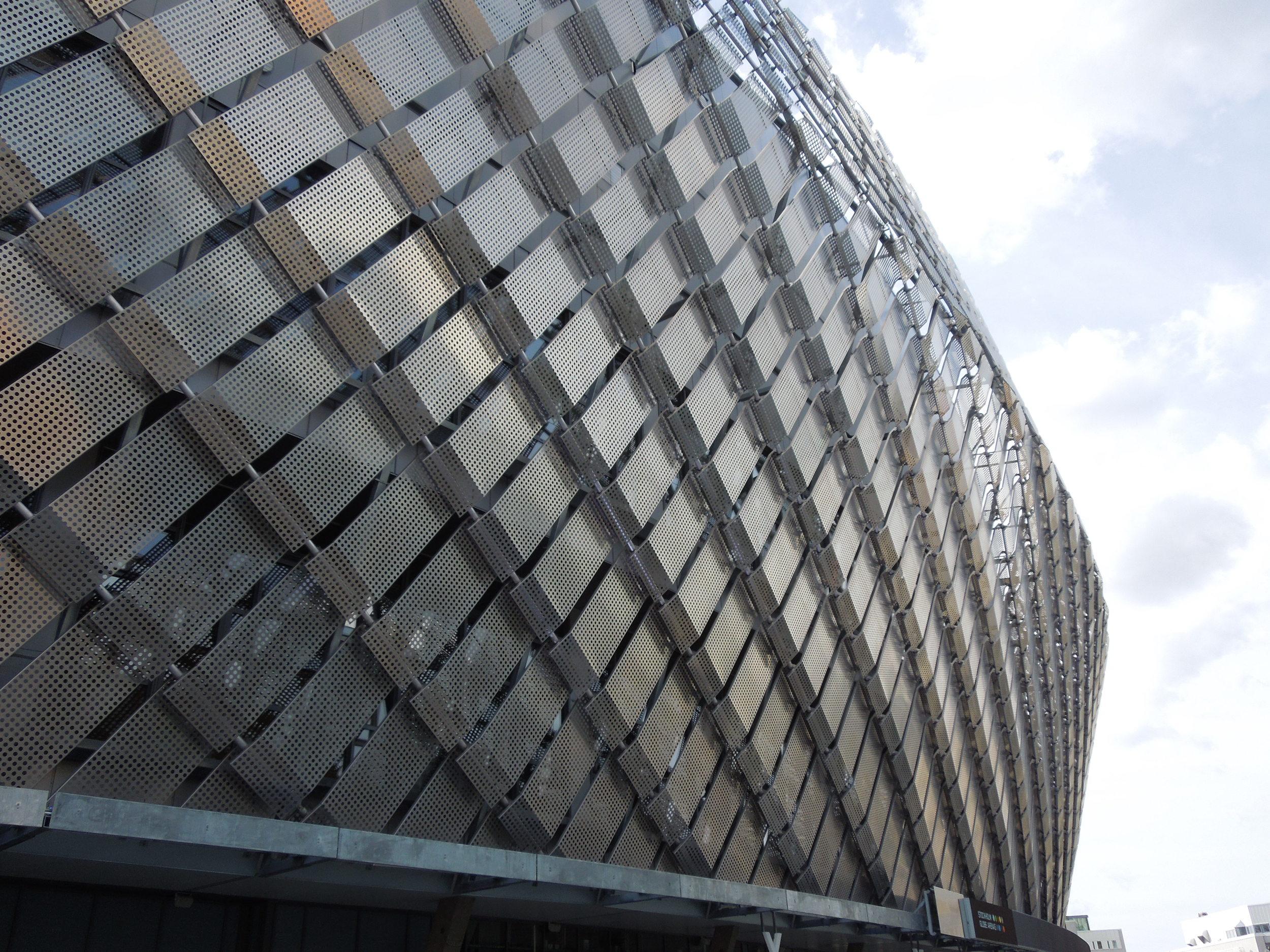 Tele2 Arena, by White Arkitekter