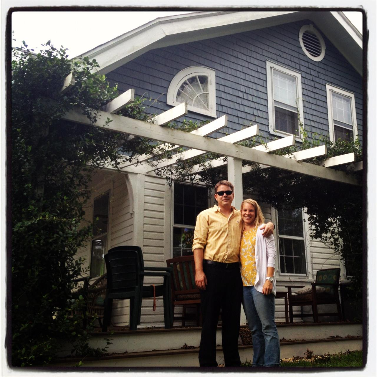 Shawn and Joesephine Halsor - Wagener Terrace
