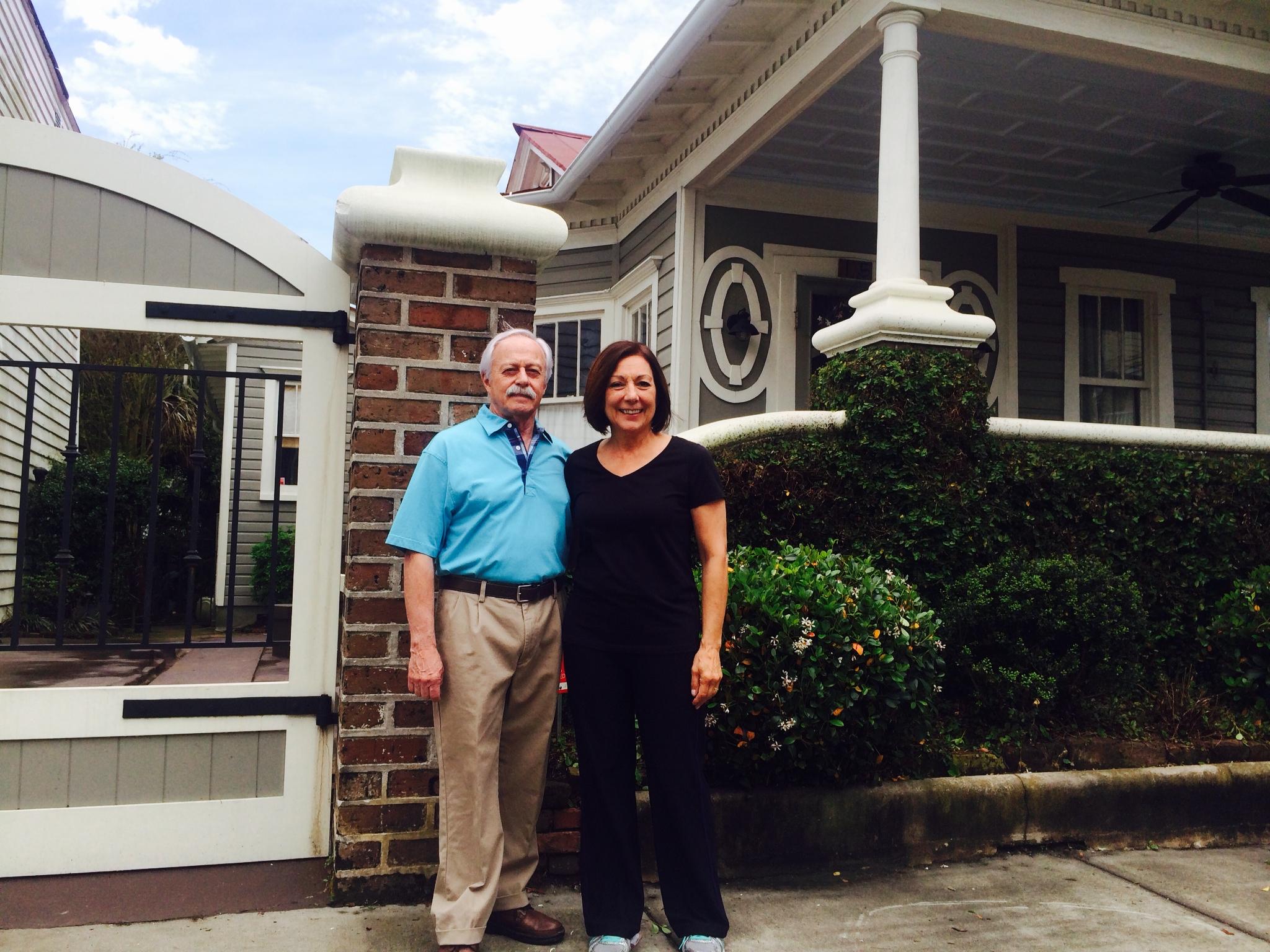 Harold and Karen Piraneo - Downtown
