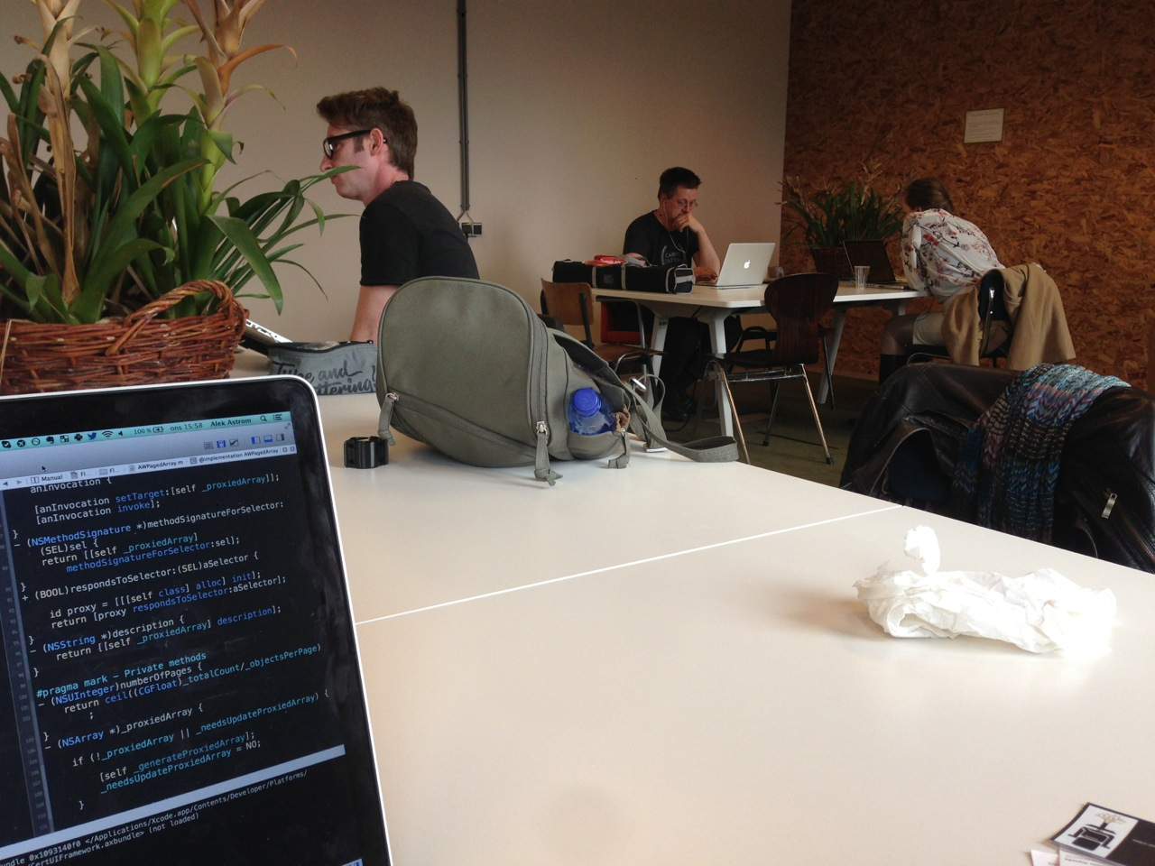 Peeps working at Appsterdam HQ